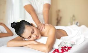 Wybrany masaż ciała lub twarzy