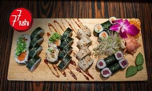 Zestawy sushi: dostawa/ na wynos