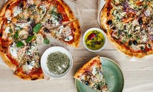 Pizza duża lub gigant: 1-3 sztuki