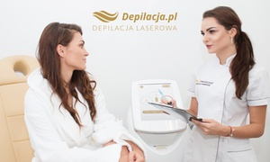 Depilacja laserowa: pakiety