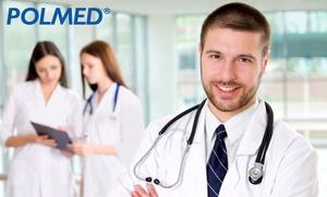 Polmed: ogólne badania diagnostyczne dla kobiet i mężczyzn