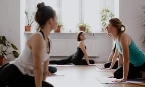 Karnety na zajęcia jogi
