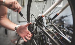 Kompleksowy serwis rowerowy
