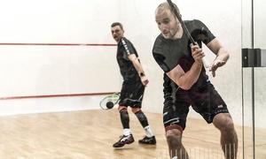 Squash: gra ze szkoleniem