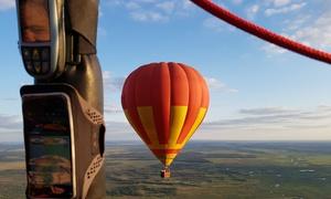 Lot balonem dla 1, 2 lub 4 osób