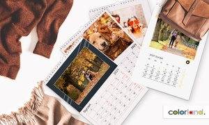 Fotokalendarz: różne formaty