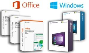 Produkty Microsoft Office i Windows