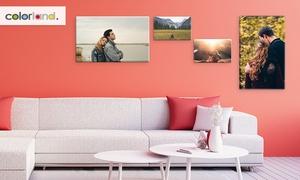 Fotoobraz na płótnie różne formaty