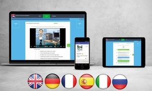 Intensywny kurs językowy online