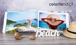 Colorland: fotoksiążka A3 i więcej