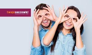 Badanie wzroku i soczewki