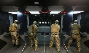 Kurs strzelecki: pistolet i karabin