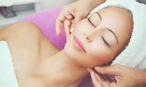 Oczyszczania wodorowe twarzy