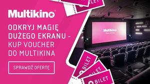 Multikino i Cinema3D: pora zmienić ekran na WIĘKSZY!