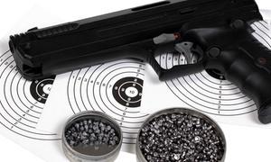 Strzelanie z broni pneumatycznej