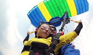 Skok spadochronowy z 4000 m