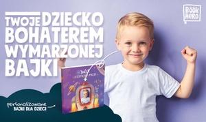 Książka z dzieckiem BookHero