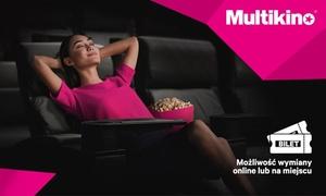 Multikino: bilety przez cały tydzień