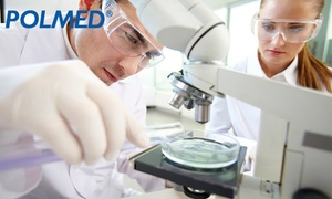 Polmed: Badania hormonalne i tarczycowe