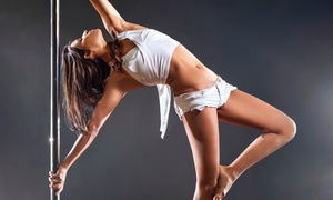 Pole dance: 4 lub 8 zajęć