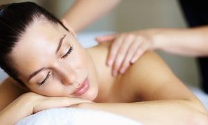 Masaż kręgosłupa lub relaksacyjny