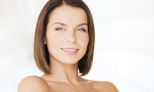 Oczyszczanie wodorowe twarzy